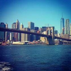 Manhattan boat tour