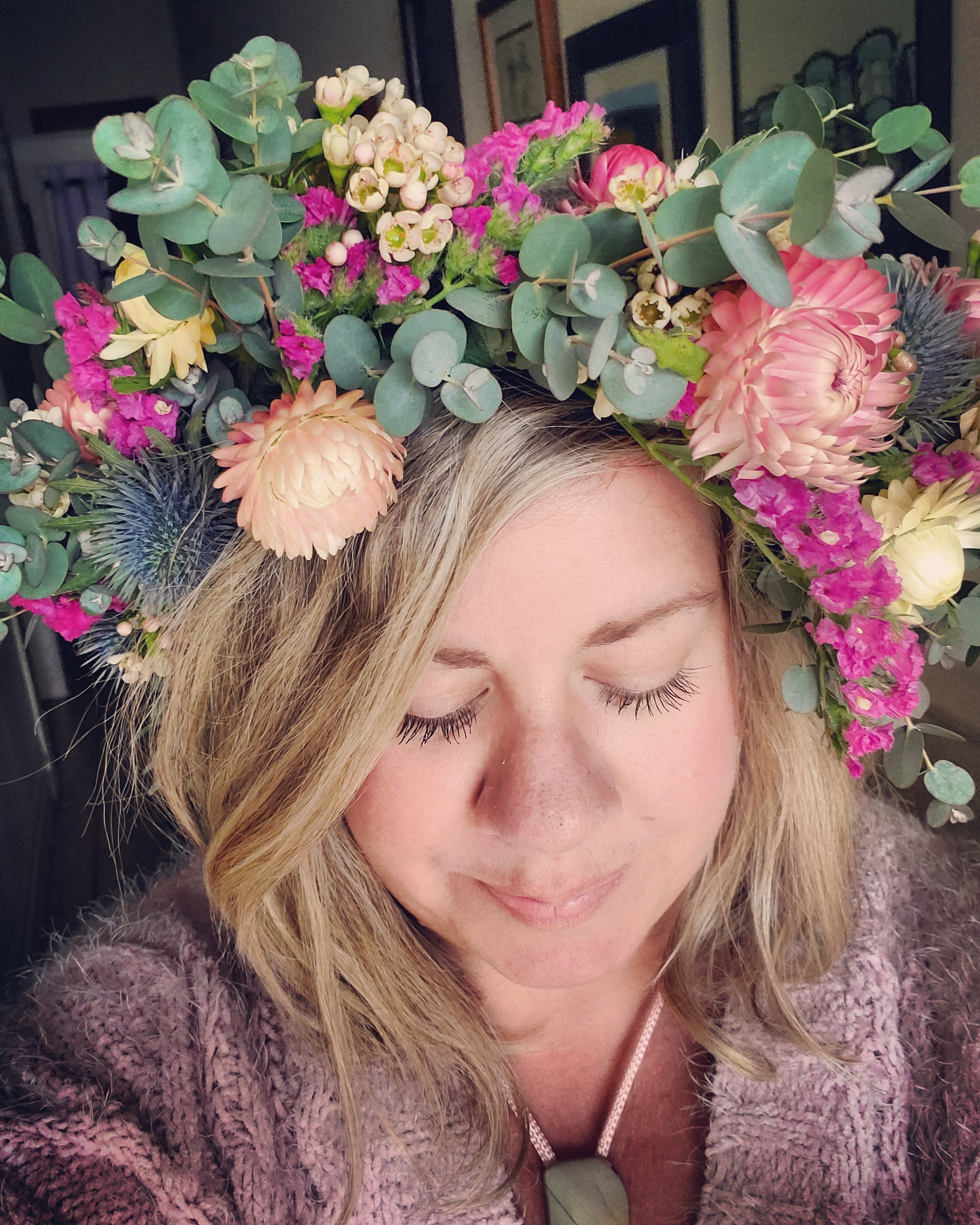 Floral Crown Magic