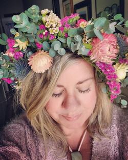 Floral Crown Magic