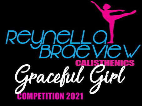 RB Graceful Girl Competition