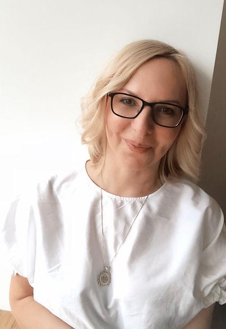 Maria Beremovich - Energy Therapist London
