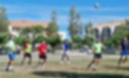 Tournois de foot Cap Coudalère