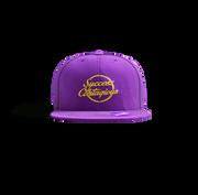 S.I.C. Purple Snapback