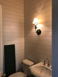 Bathroom Remodel Shiplap