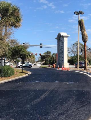 TPC Sawgrass Entrance
