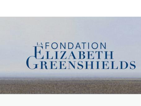 BOURSE DE LA FONDATION ELIZABETH GREENSHIELDS POUR ETUDIER AU CANADA 2021-2022