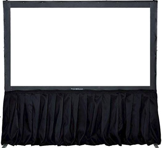 Screen with Skirt