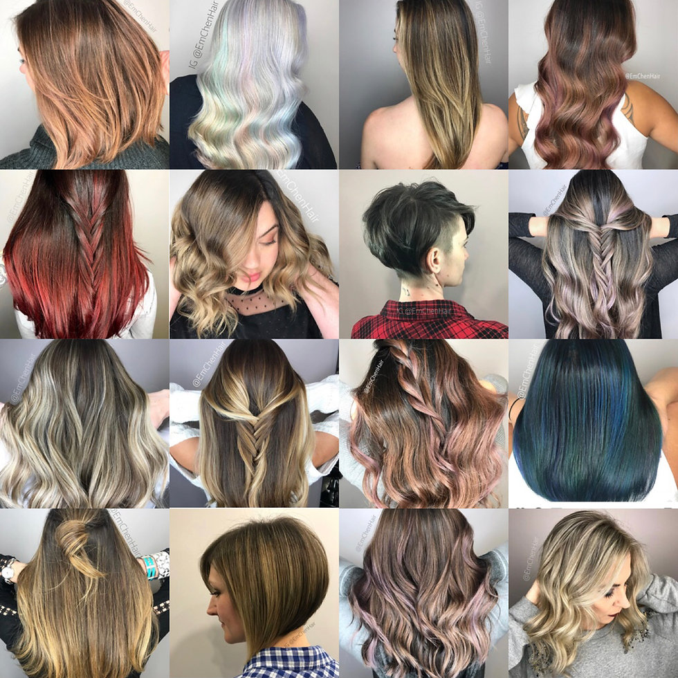 Hairstyle Blog | Emily Chen | Hair Enthusiast