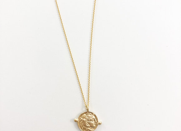 Drachma necklace