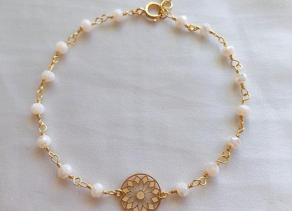 Mandala bracelet