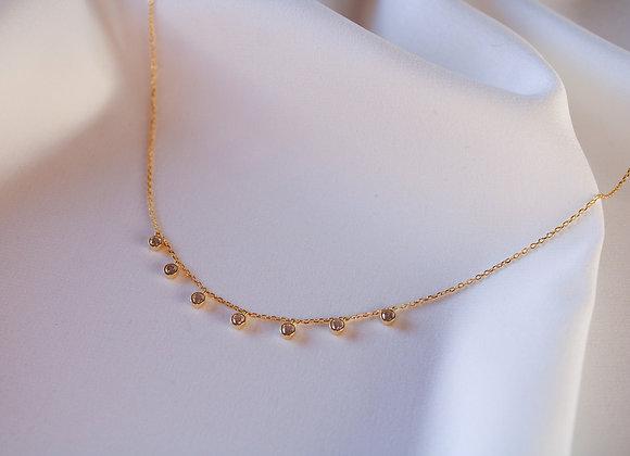 Zirconia Necklace