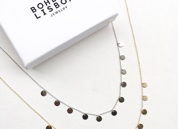 Dots necklace
