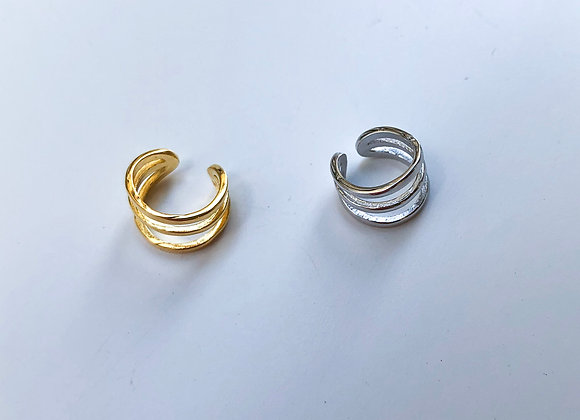 Three rings cuff