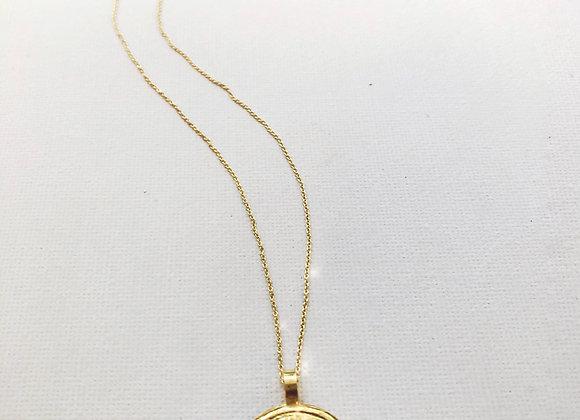 Claudius medallion