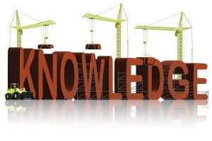build knowledge or intellect go to school and learn get educatio