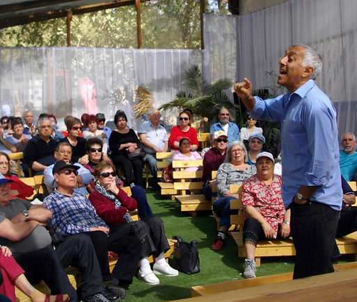 הרצאה בגן.JPG