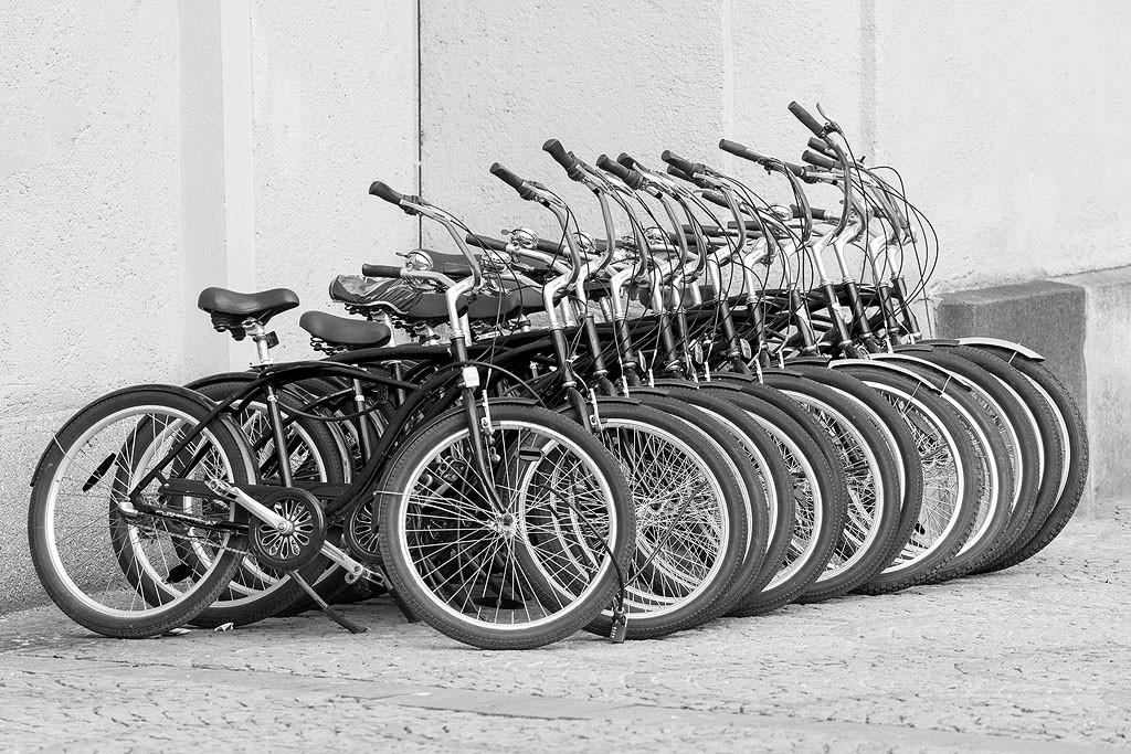 Monaco - Biciclette