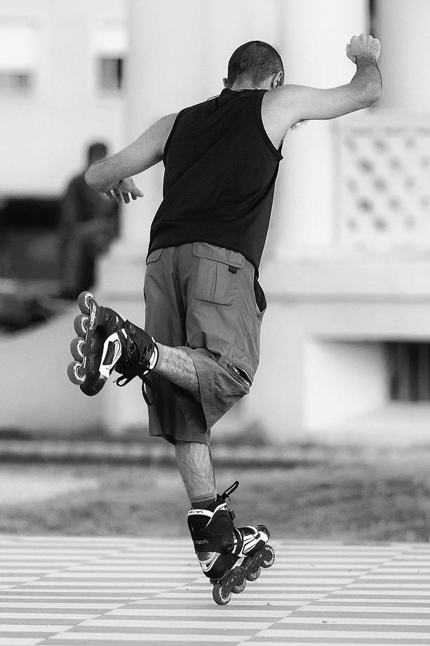 Terrazza Mascagni - Skater