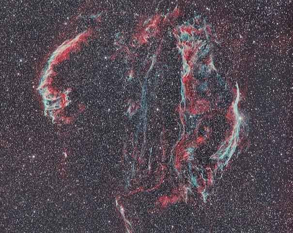 Veil Supernova Remnant