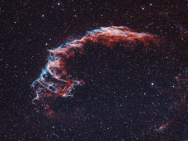 NGC 6992 - Nebulosa Velo