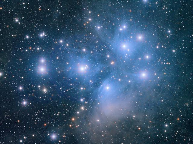M45 - Le Pleiadi