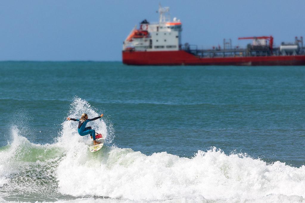 Livorno, Tre Ponti - Surfista