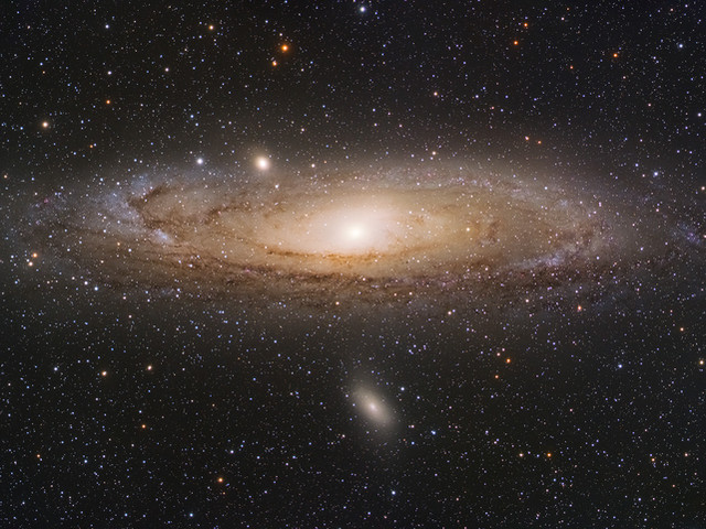 M31 - Galassia di Andromeda