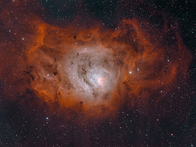 M8 - Nebulosa Laguna