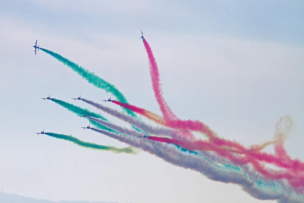 Livorno - Frecce Tricolori