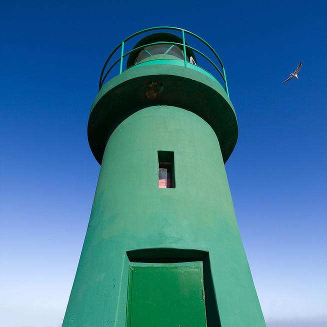 Isola del Giglio - Faro del porto