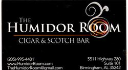 The Humidor Room
