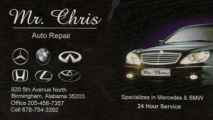 Mr. Chris/Auto Repair