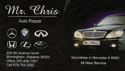 Mr. Chris/Auto Repair