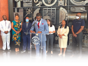 Mayor Woodfin announces details for city's 150th anniversary