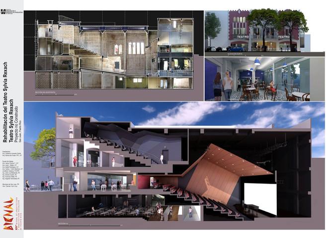 XIV Bienal de Arquitectura y Arquitectura Paisajista de Puerto Rico Mención de Honor