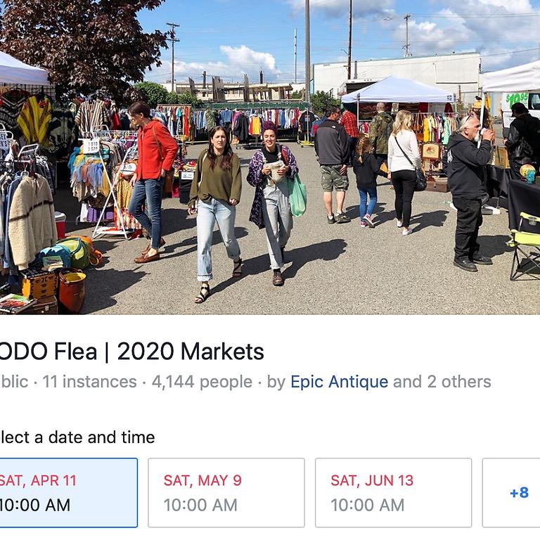 SODO Flea Market (April)