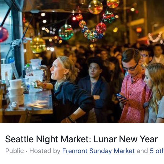 Lunar New Year Night Market