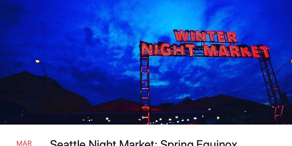 Saturday Night Market: Spring Equinox