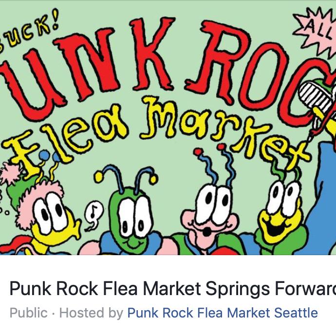 Punk Rock Flea Market (Spring Edition)
