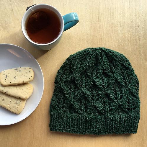 Leafy Green Hat