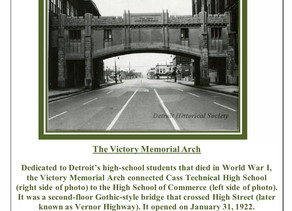 CT Legacy Moment - The Victory Memorial Arch