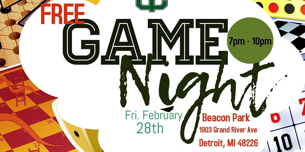 TTS Game Night @ Beacon Park
