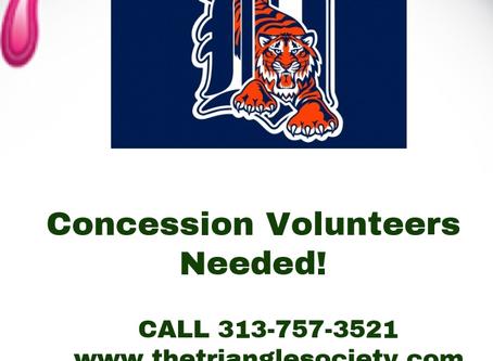 Calling all volunteers! We need you!!