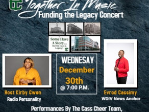 TTS Presents..... Together In Music - A Fundraising Concert