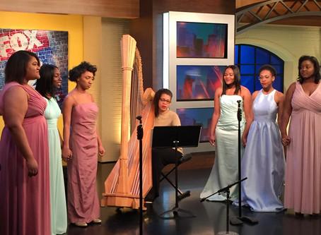 Harp & Vocal on Detroit Fox 2