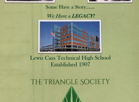 The New Tradition: Cass Tech Legacy Week