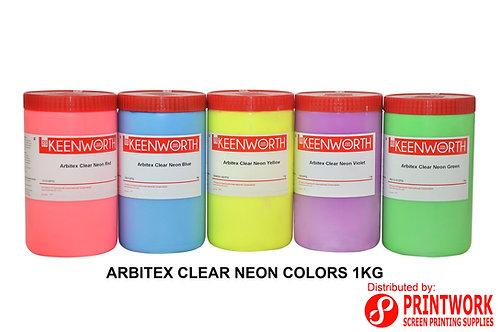 Arbitex  Clear Neon Colors 1Kg