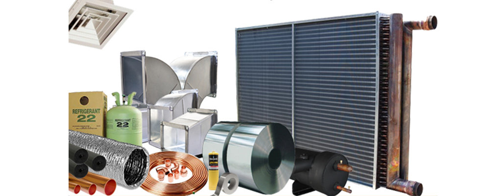 air conditioning and ventilating equipment in Manila