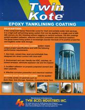 Epoxy Tanklining Coating