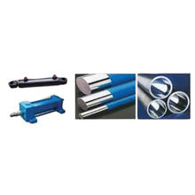 Hydraulic Cylinders, Hard Chromed Rod, Honed Barrel